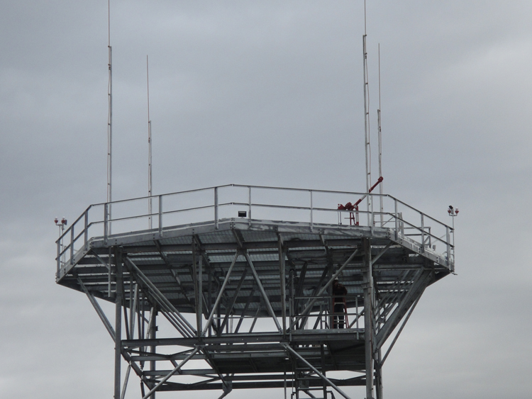 Radar Towers from Swager Communications